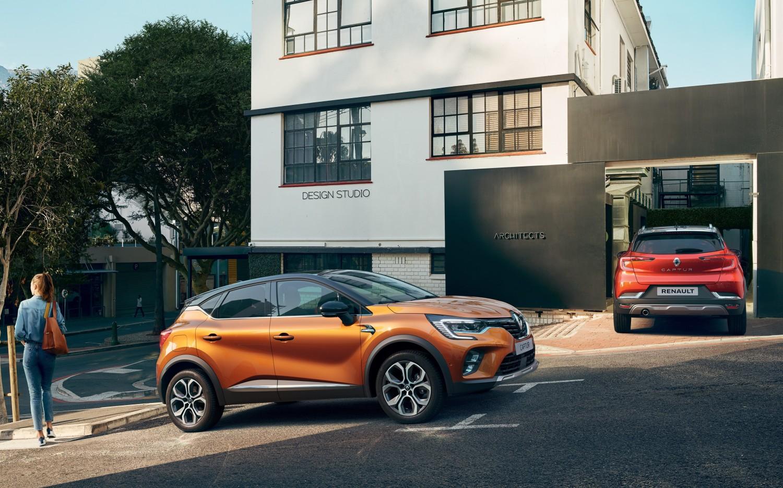 Potpuno novi Renault Captur s pametnim kokpitom