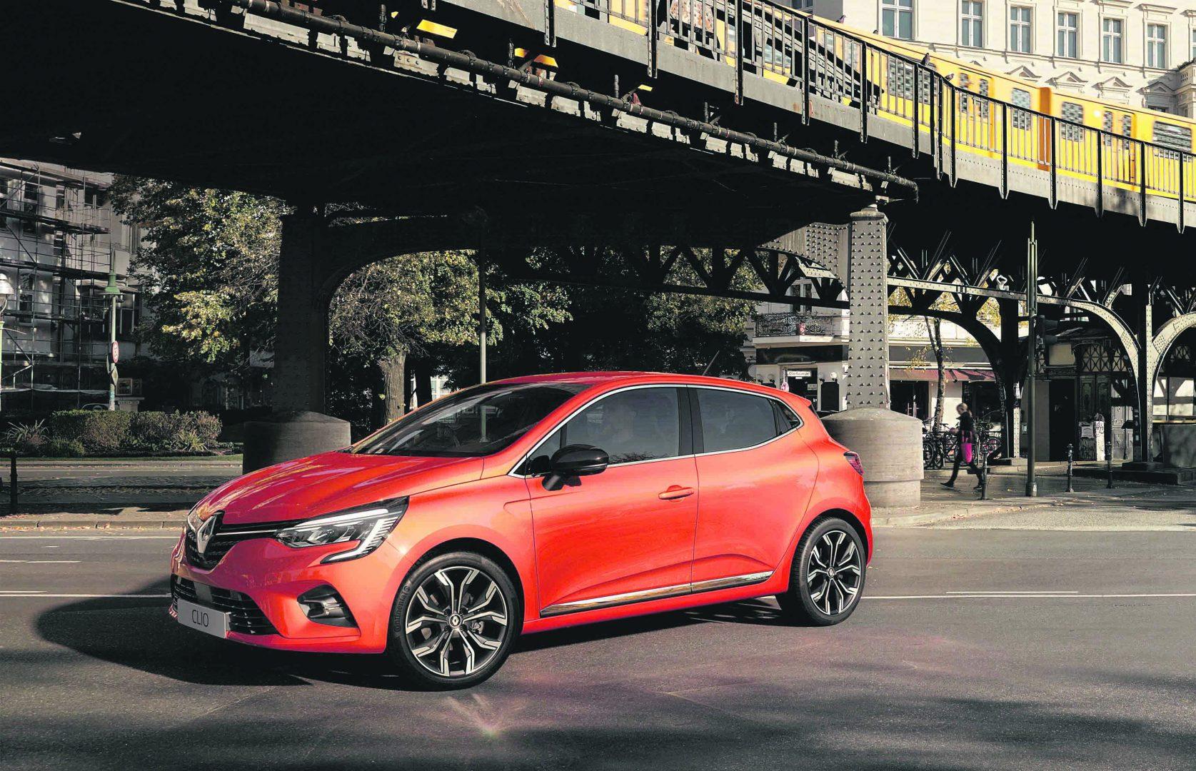 5 novosti koje donosi novi Renault Clio