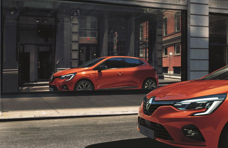 Renault objavio sve fotografije novog Clija