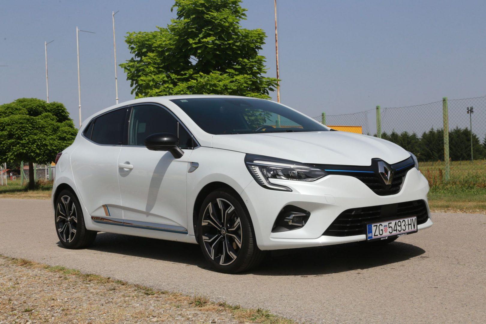 TEST: Renault Clio E-Tech 140 Hibrid Edition – Sportski nastrojen štedljivko