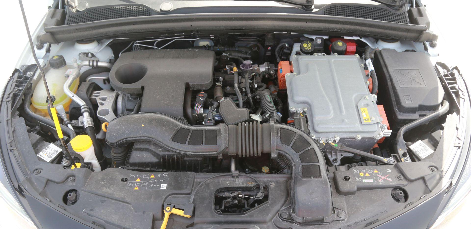 Suživot 1,6-litarskog atmosferskog benzinca od 91 KS i elektromotora od 49 KS pokazao se vrlo uspješnim