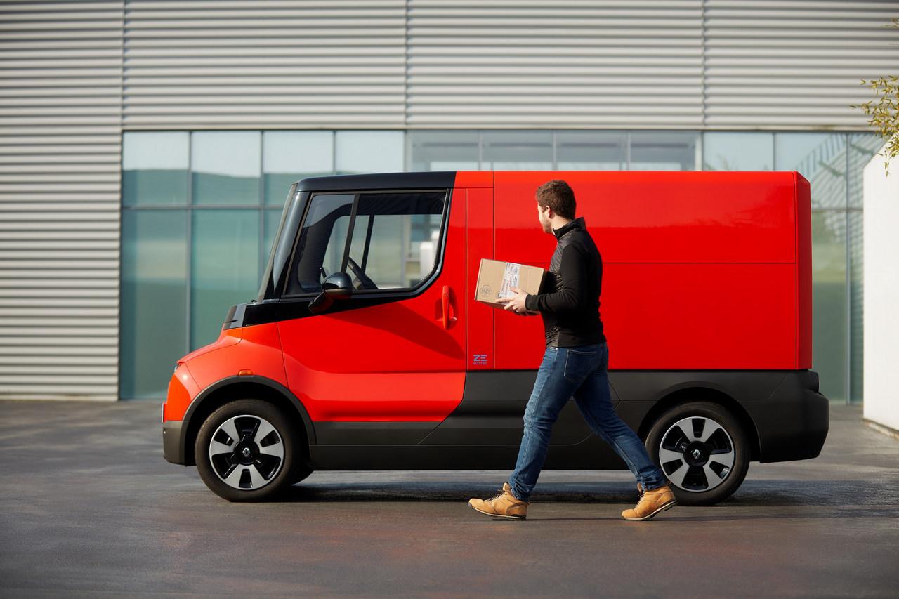 Što kažete na ovo: Renault EZ-Flex