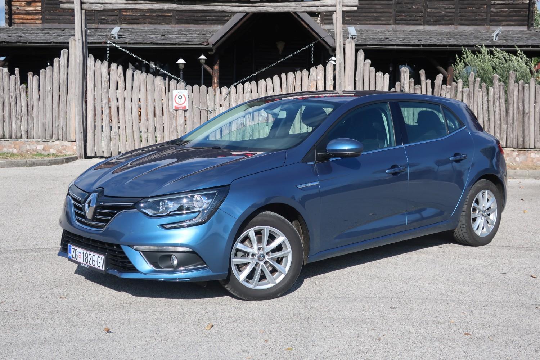 TEST Renault Megane 1.3 TCe 140 Intens: Gradski sportaš