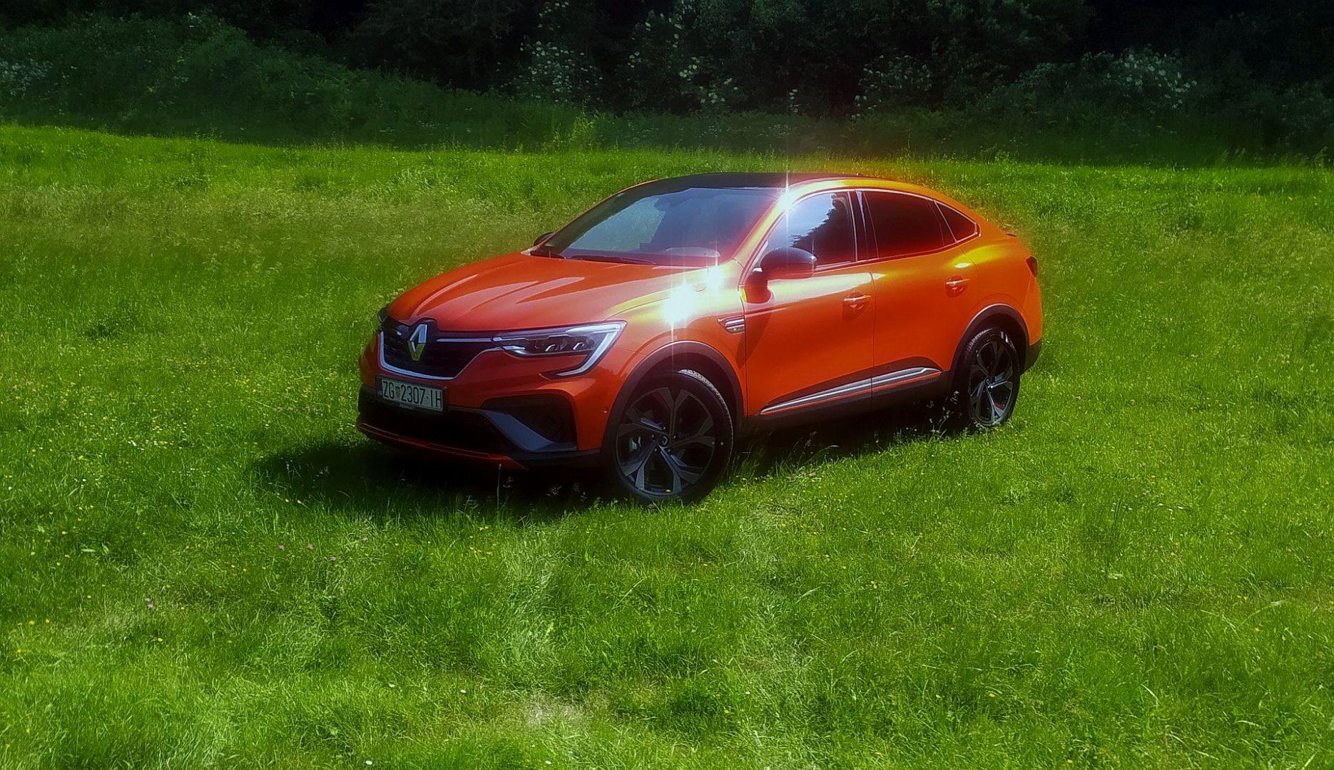 Stigao je coupe SUV dostupan svima: Renault Megane Conquest