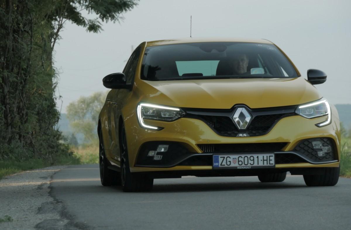TEST Renault Megane R.S. Trophy 1.8 TCe 300: 300 mu konja