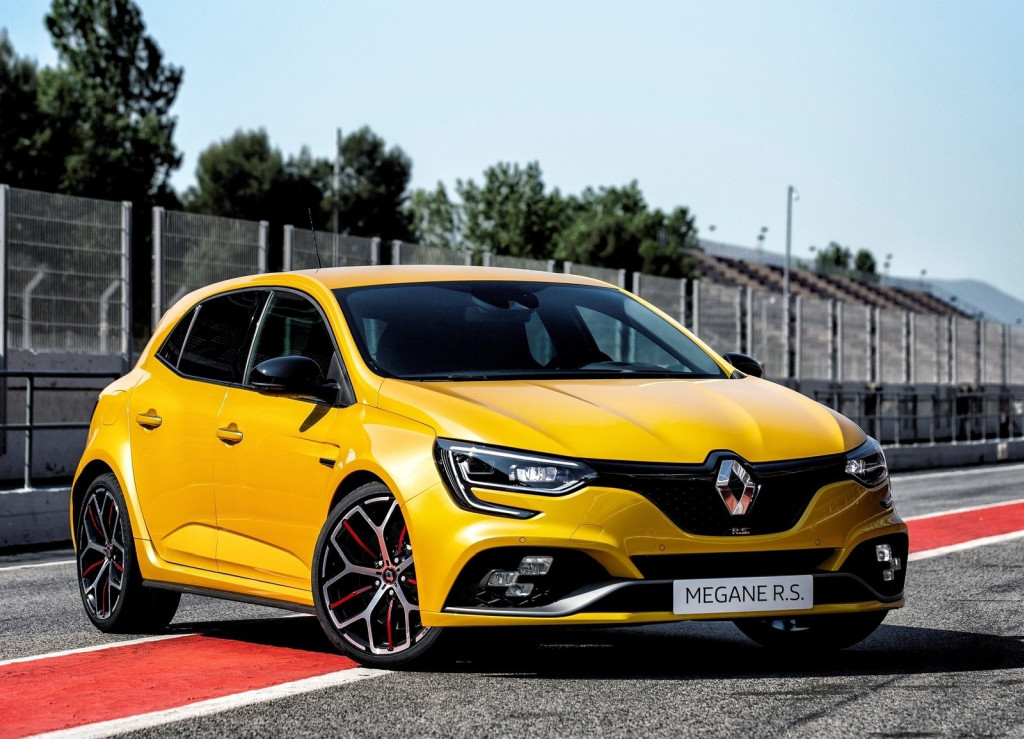 Sljedeće godine kreće Renault Megane R.S. Trophy Kup