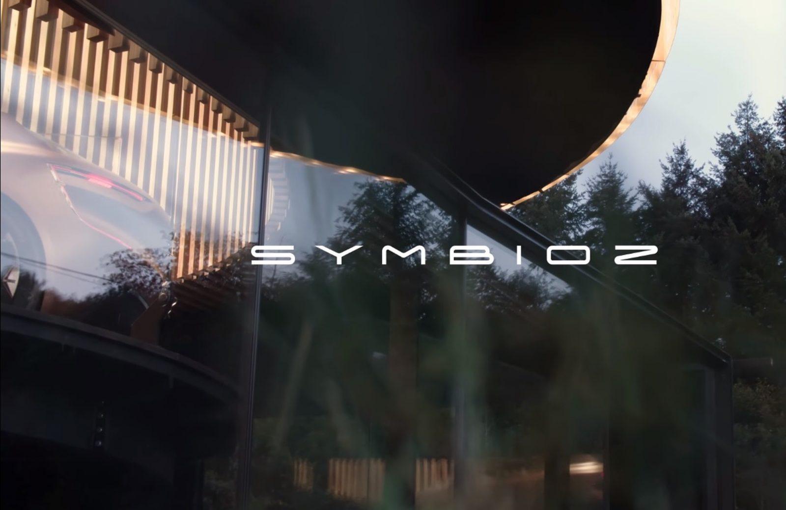 Koncept Renault Symbioz u Frankfurtu