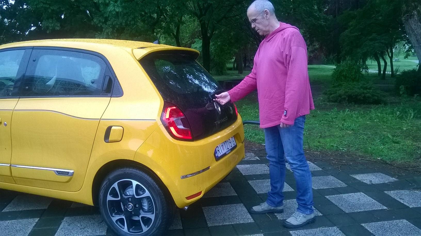 Vozili smo: novi Renault Twingo FL