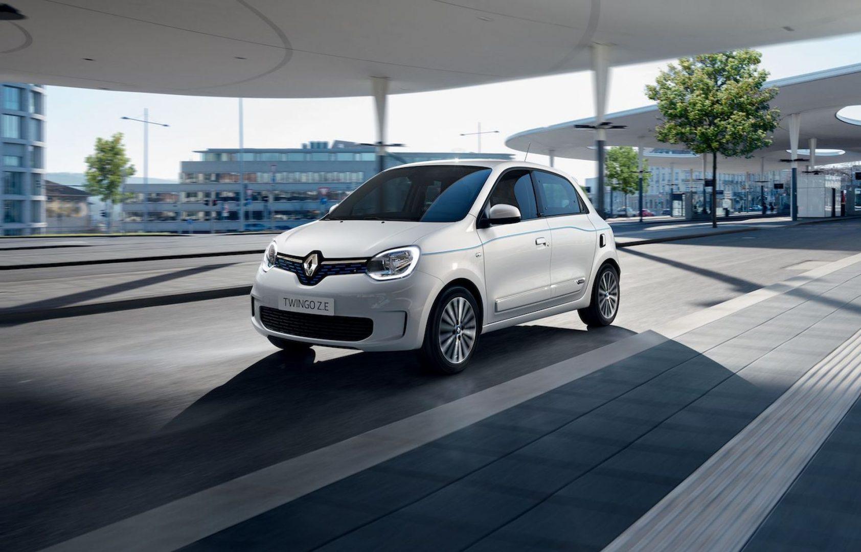 U domaće salone je stigao električni Renault Twingo Z.E.