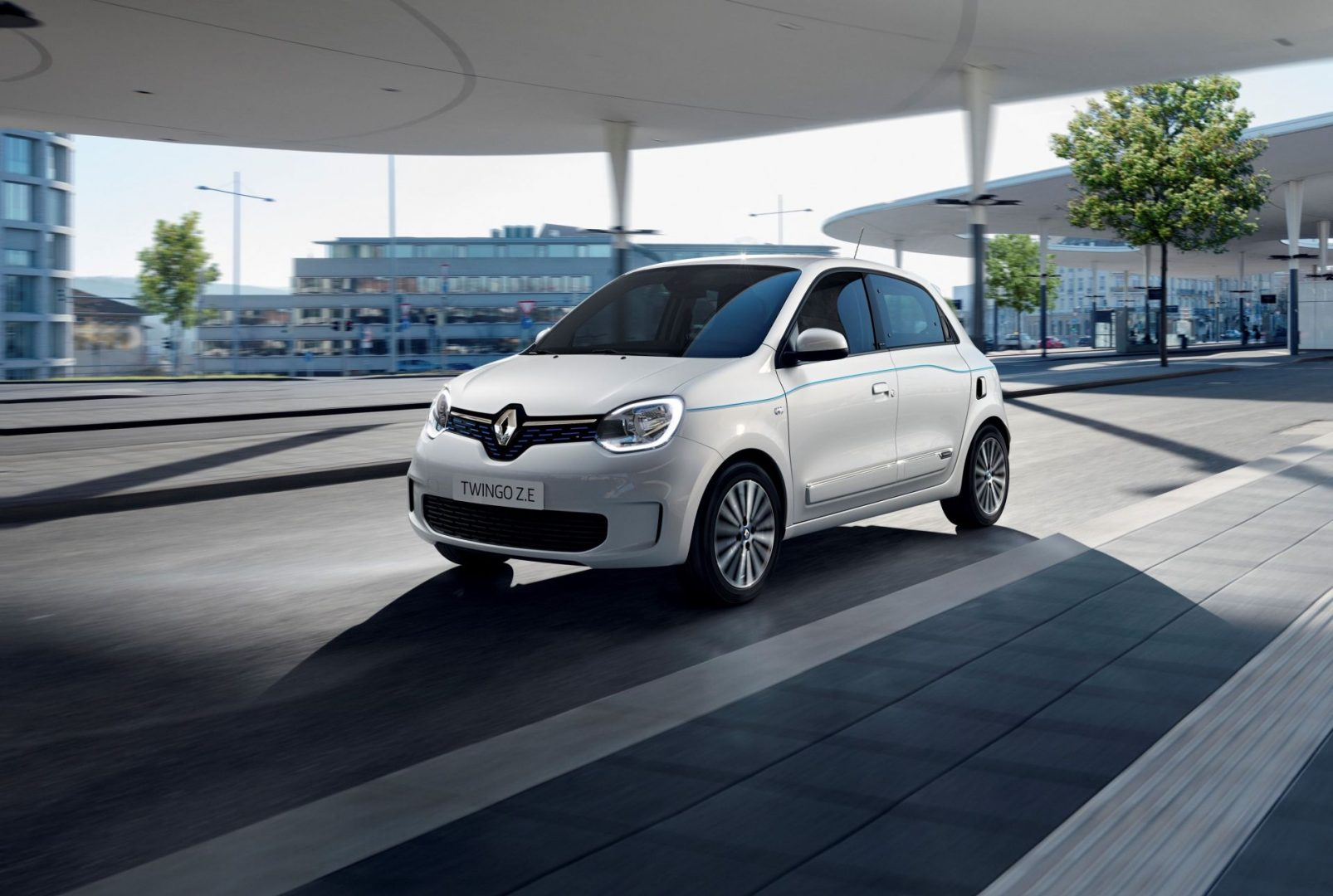 Novi električni Renault Twingo Z.E. ima doseg do 250 km u gradu