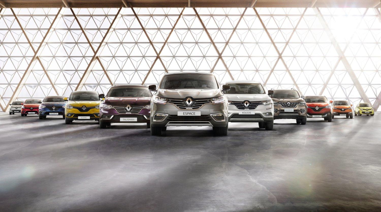 Grupa Renault u 2018. godini prodala gotovo 3,9 milijuna vozila