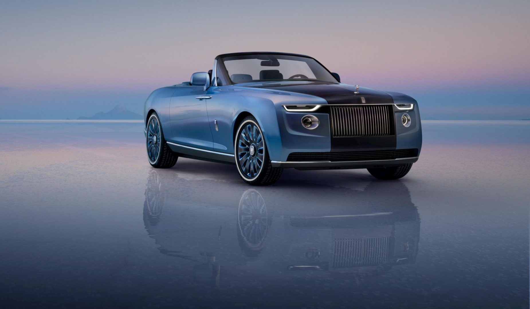 Vrhunac luksuza po najvišoj cijeni: jedinstveni Rolls-Royce Boat Tail