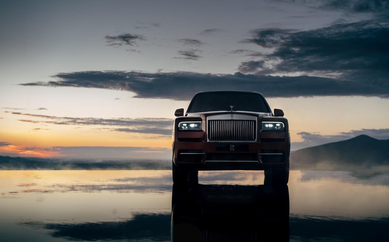 Rolls-Royce kakav do sada niste vidjeli: Cullinan