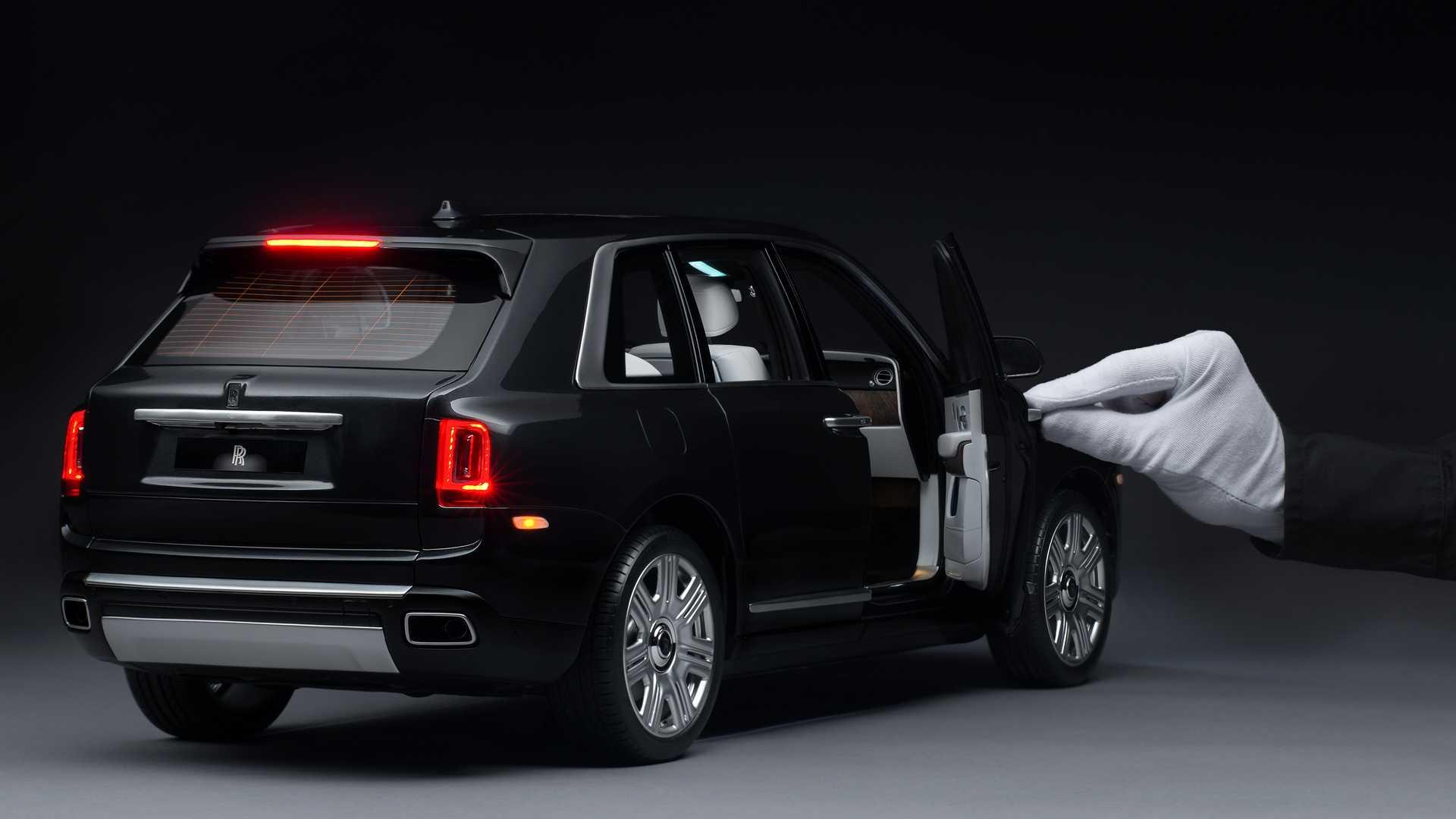Ovaj Rolls-Royce Cullinan si možete priuštiti, ali se u njemu ne možete voziti