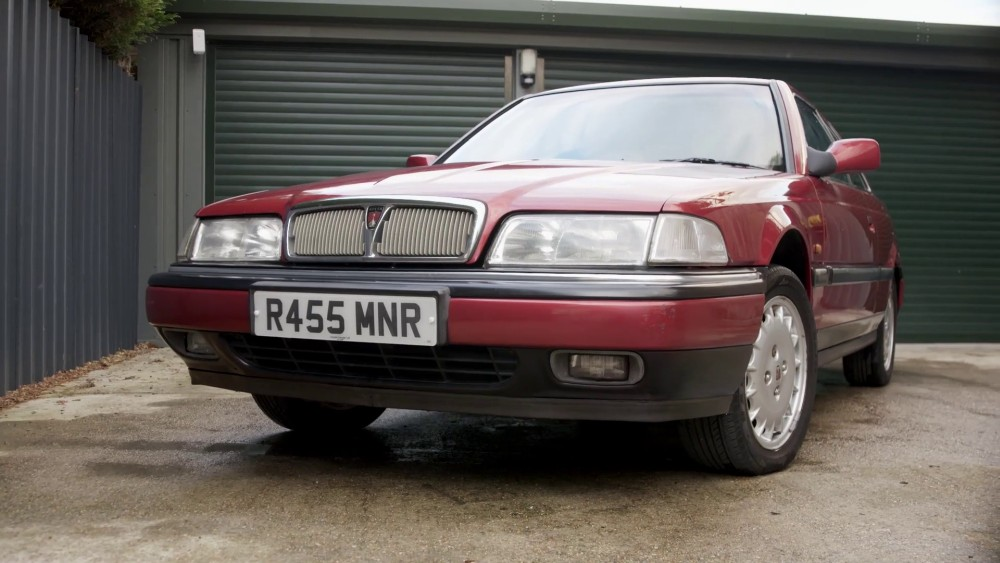 Kupnja Rovera bez hrđe za samo 3300 kuna