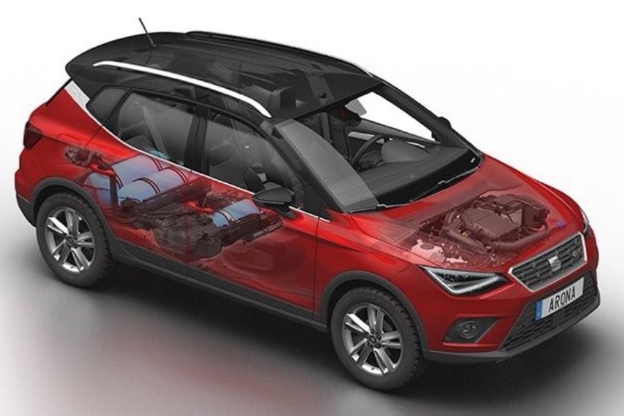 Seat Arona TGI prvi SUV na svijetu s pogonom na stlačeni prirodni plin
