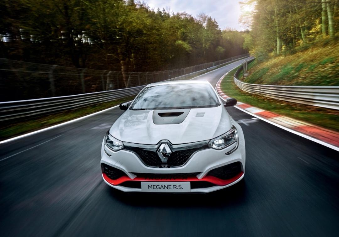 Novi rekord na Nürburgringu: Renault Megane R.S. Trophy-R