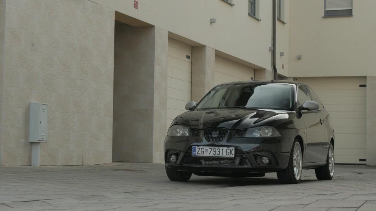 Osvježavanje Seat Ibize Mk3 FR