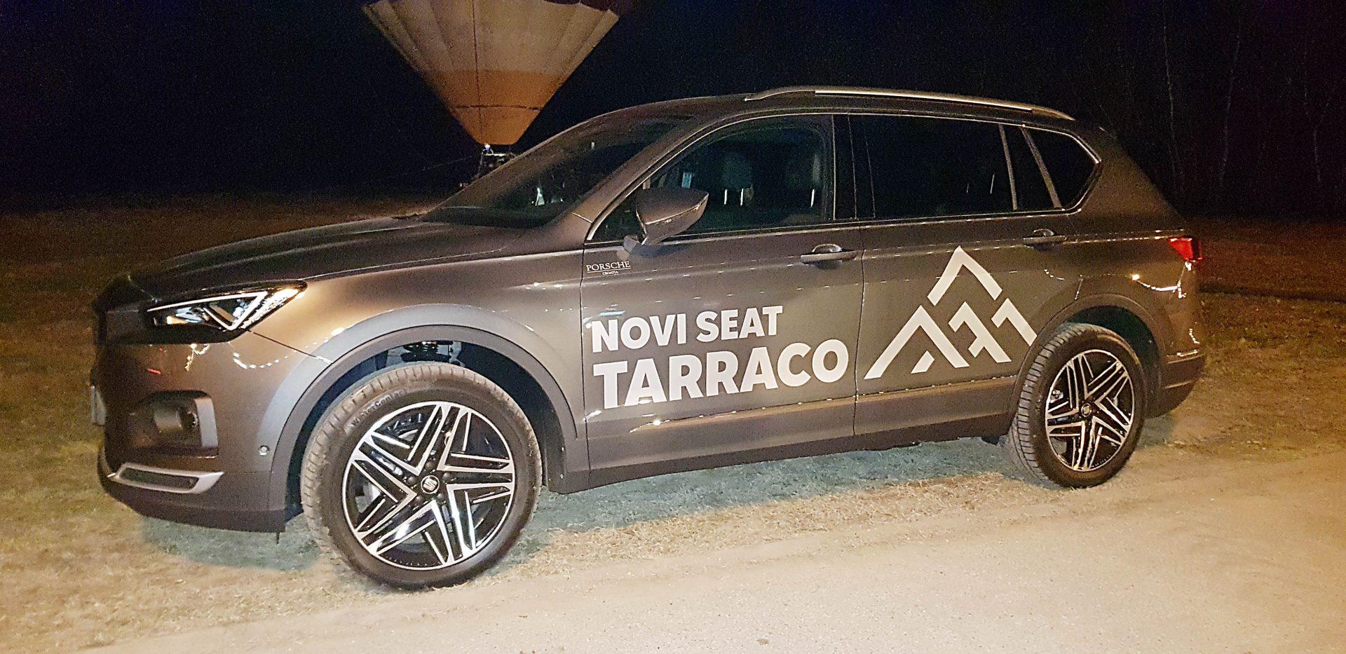 Seat Tarraco, novi veliki i moćni SUV