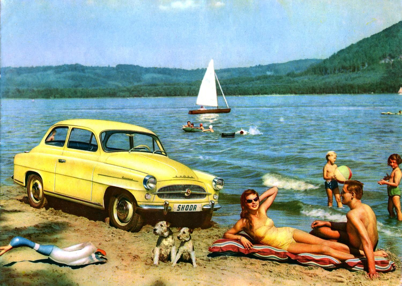 Škoda Octavia obilježava 60 godina postojanja