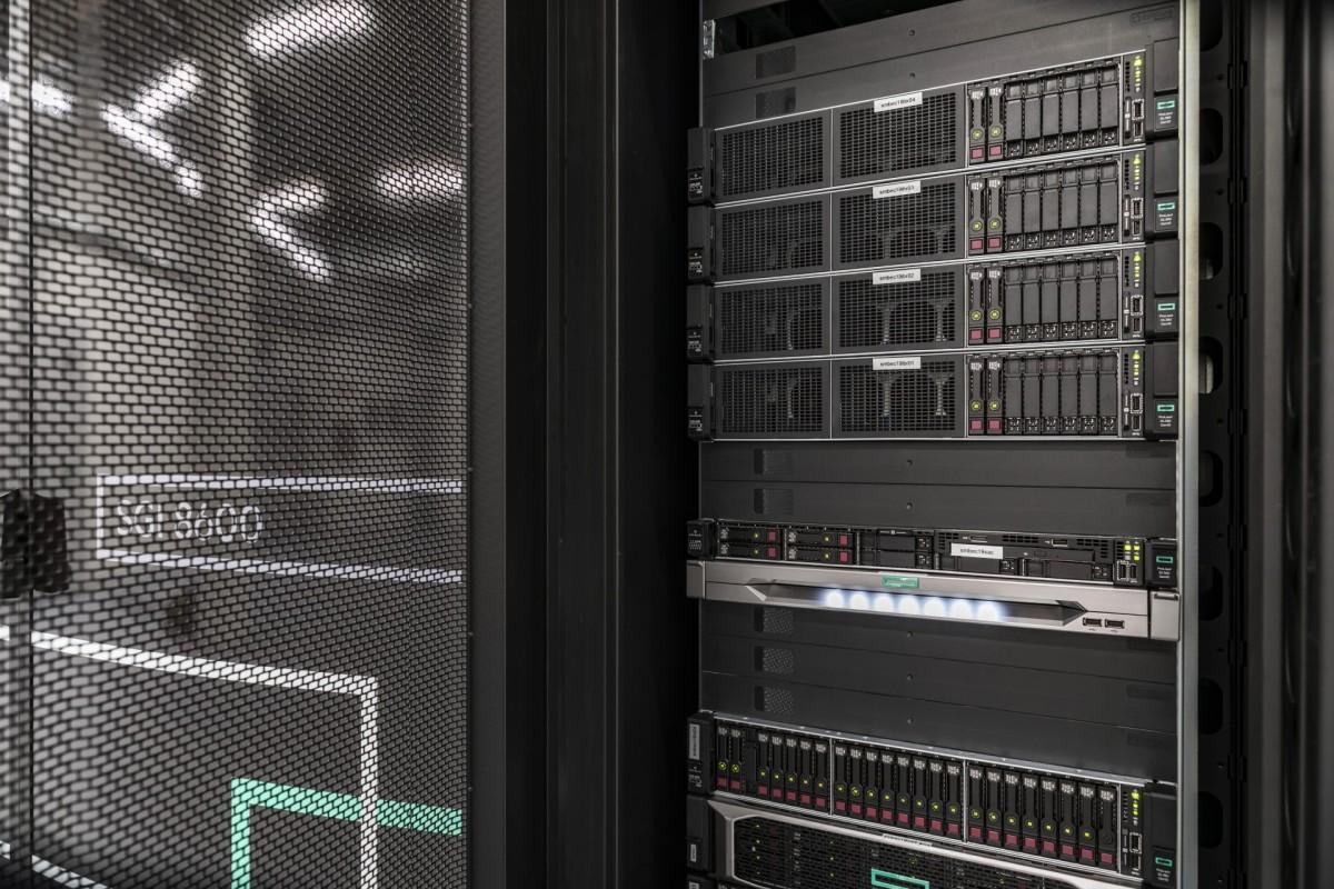 Škoda ima najmoćnije komercijalno super računalo