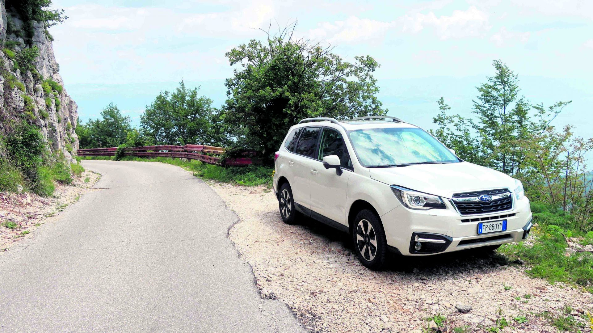 TEST Subaru Forester 2.0i 150 CVT Unlimited SAAS