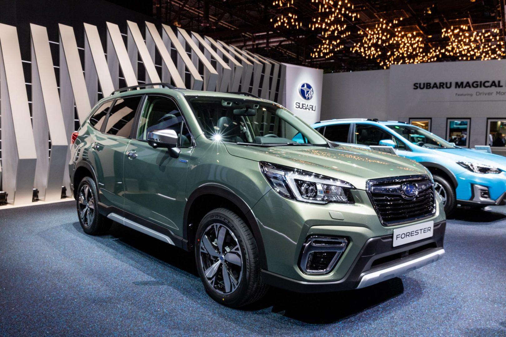Potpuno novi Subaru Forester e-BOXER
