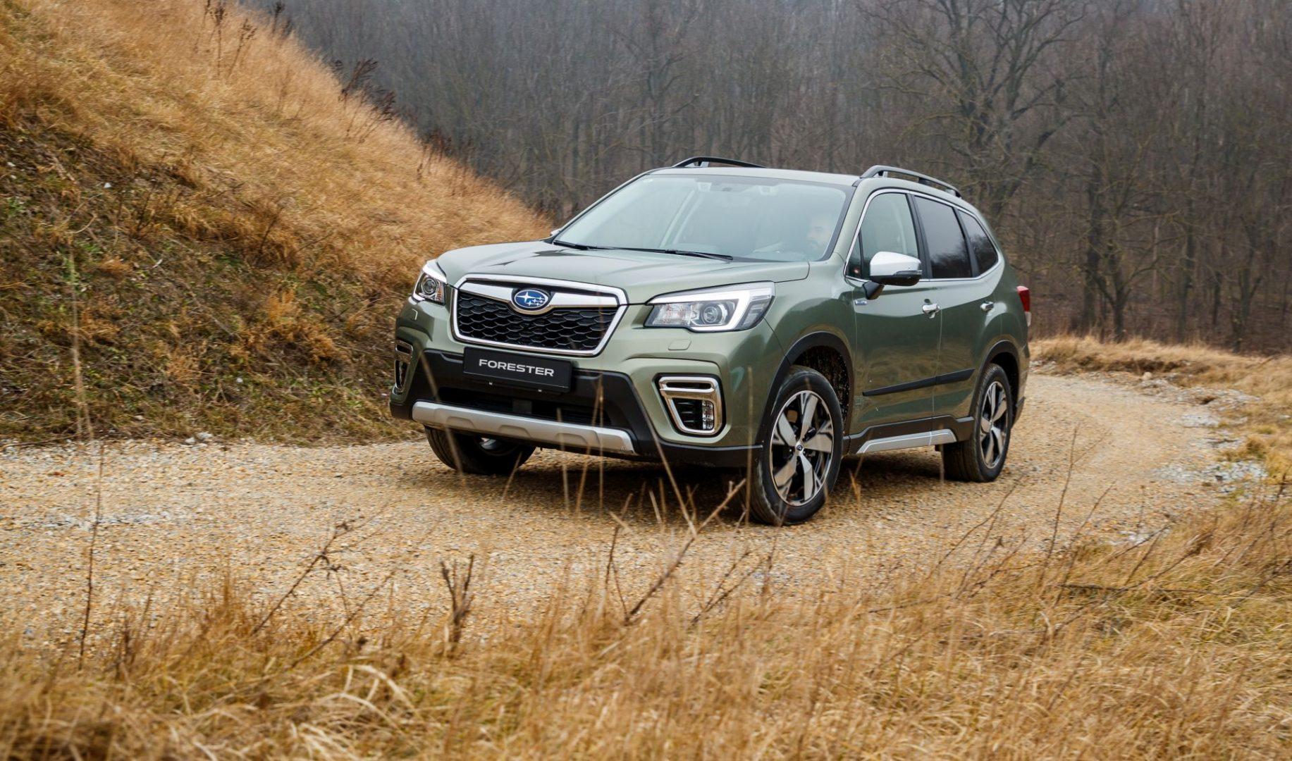 Nova generacija Subaru Forestera će dolaziti s Toyotinom hibridnom tehnologijom