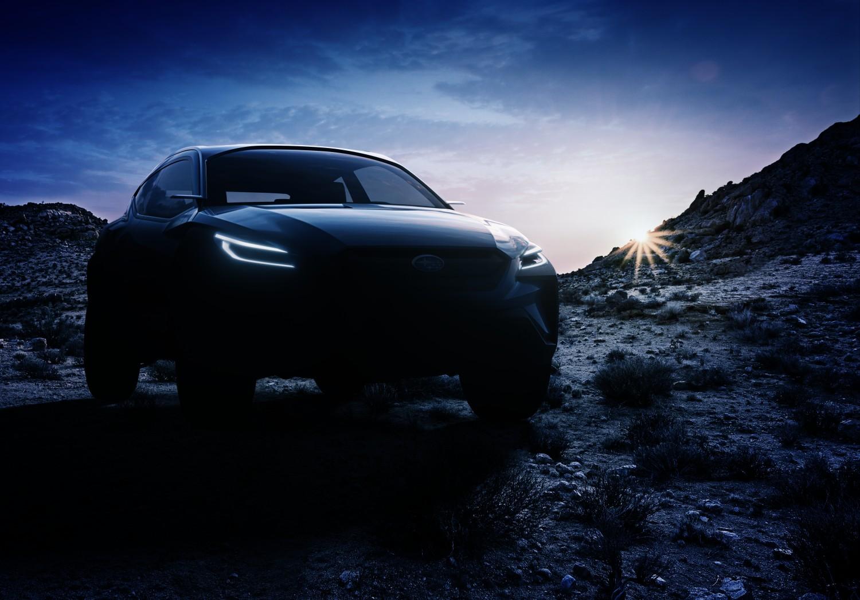 Subaru Viziv Adrenaline Concept na Ženevskom auto salonu
