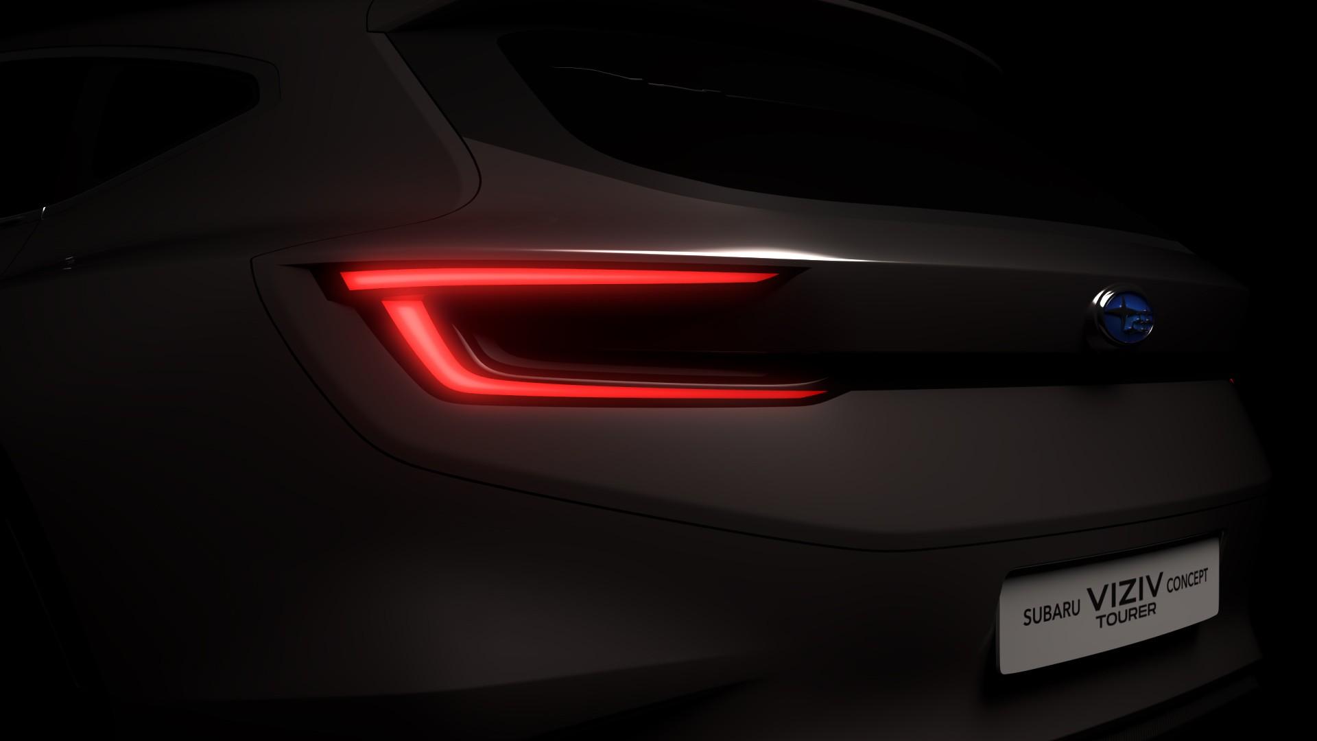 Svjetska premijera Subaru Viziv Tourer Concept