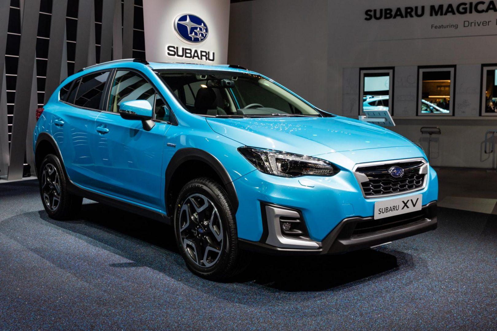 Subaru je u Ženevi predstavio prva dva hibridna modela