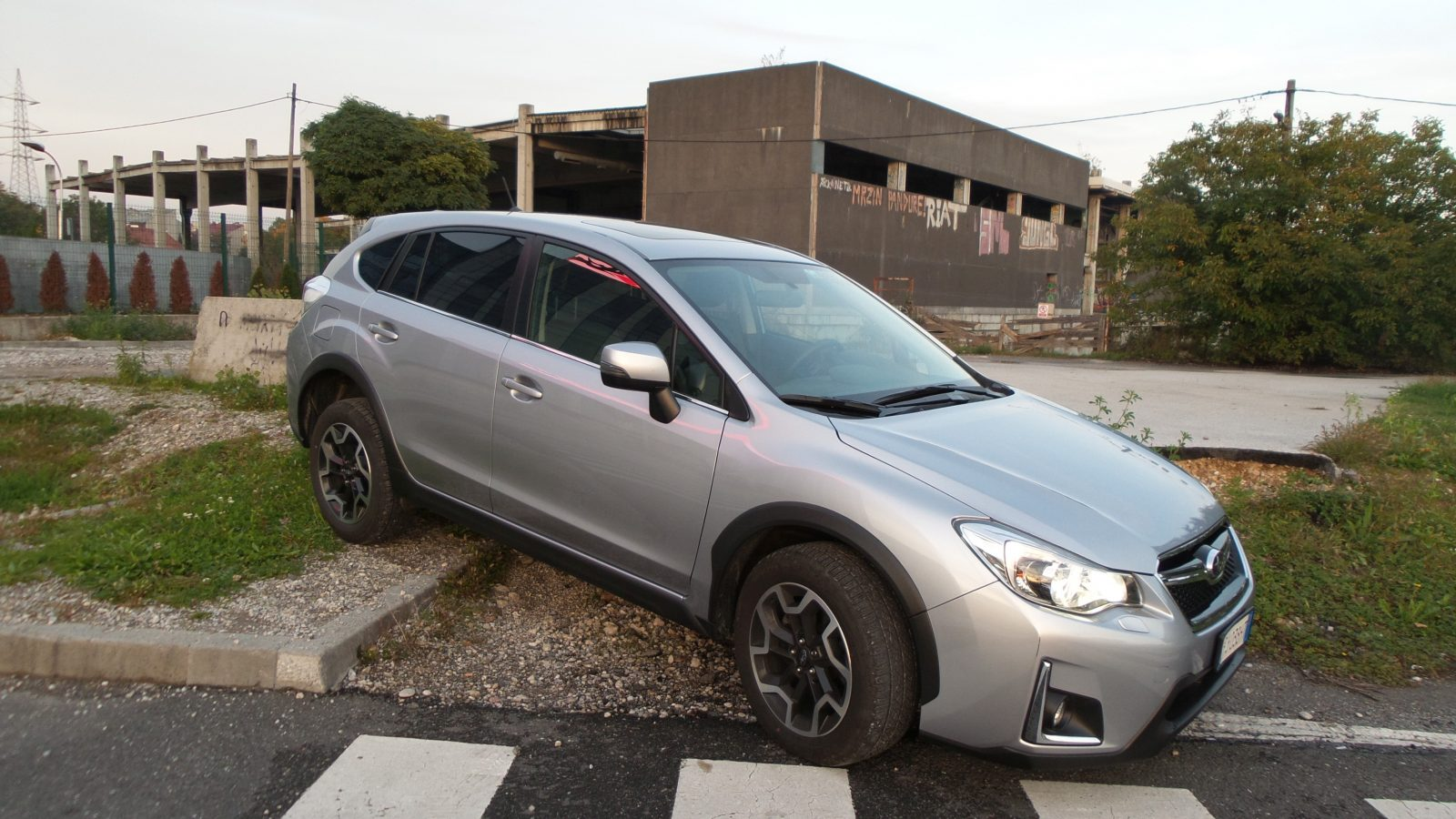 TEST Subaru XV 2.0D 147 Unlimited
