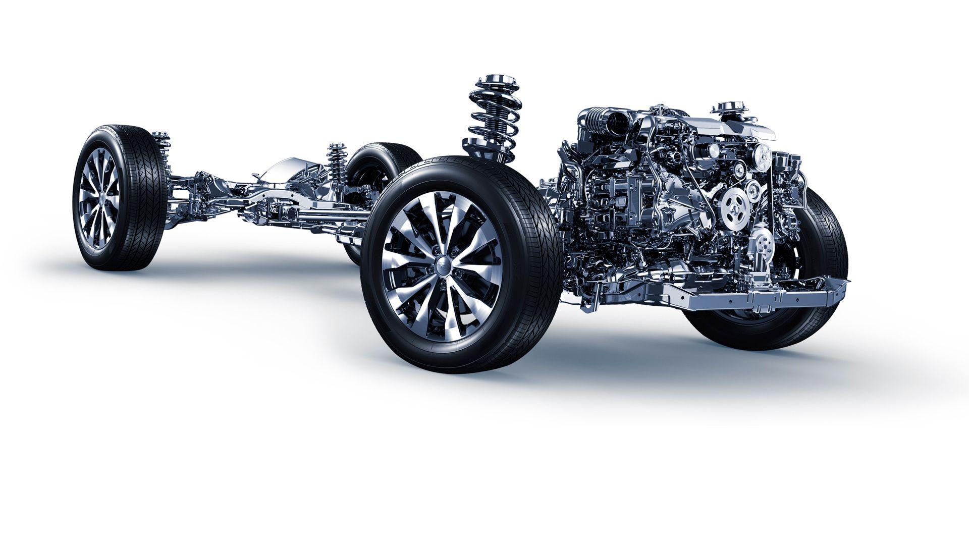 Subaru je proizveo 20 milijuna vozila s pogonom na sva četiri kotača