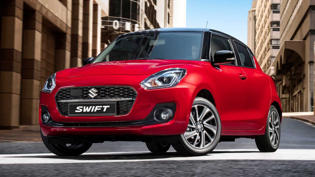 Suzuki je doradio Swift za 2020. godinu