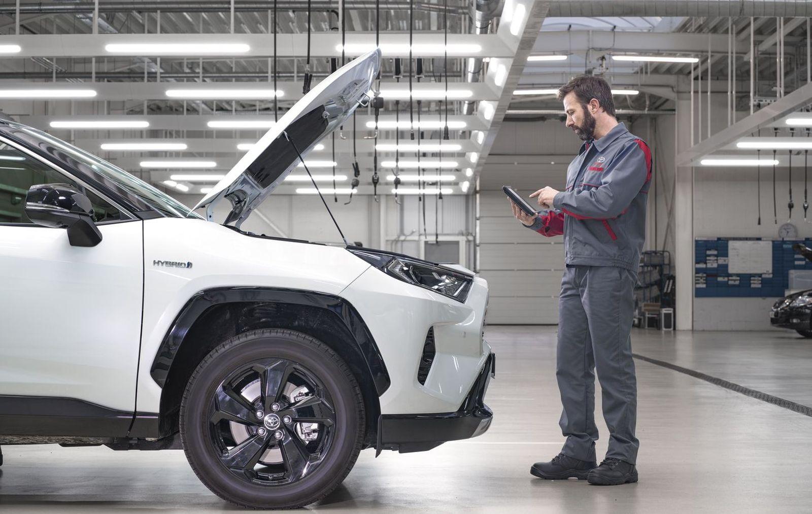 Toyota Relax nudi i do 10 godina jamstva na sva Toyota vozila