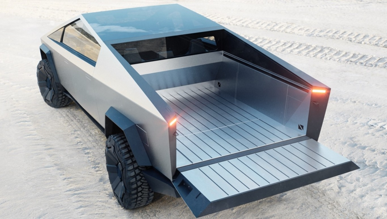 Izgleda kao rover s Marsa: 5 stvari o Tesla Cybertrucku