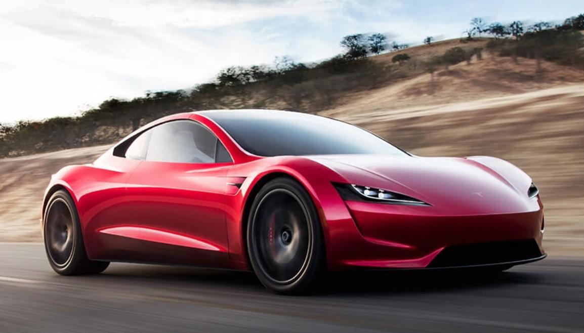 Pogledajte kako izgleda ubrzavanje u Tesli Roadster za samo 1,9 sekundi