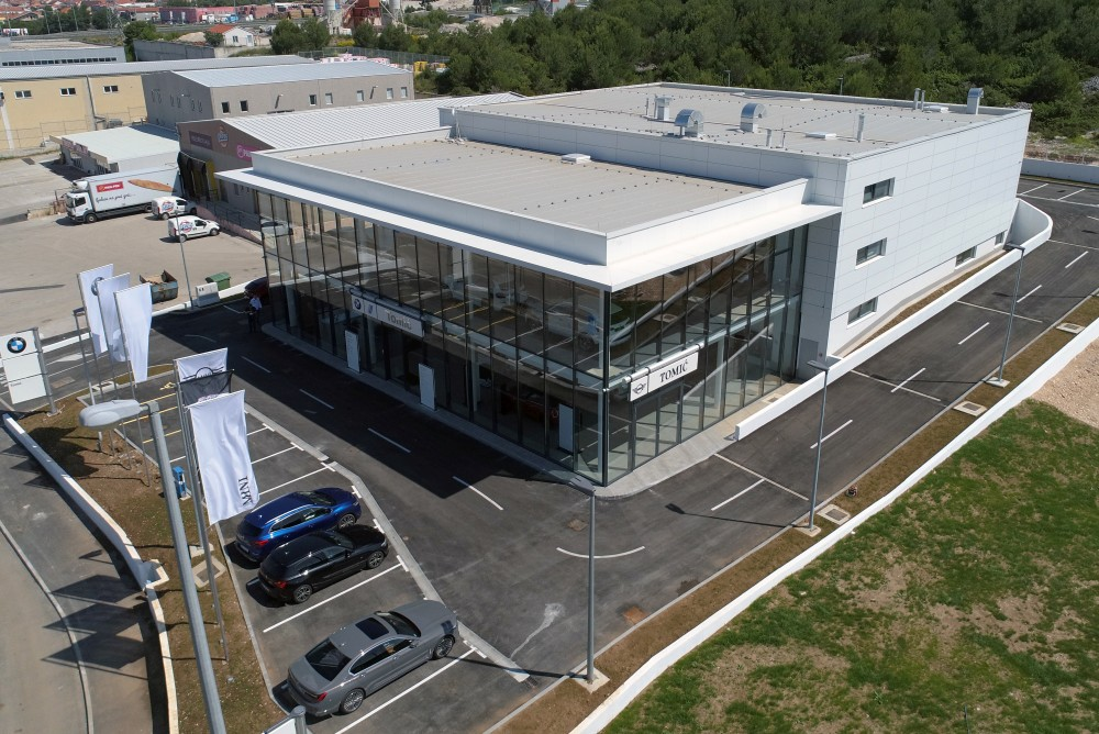Otvorena je sedma Tomić & Co. poslovnica u Hrvatskoj