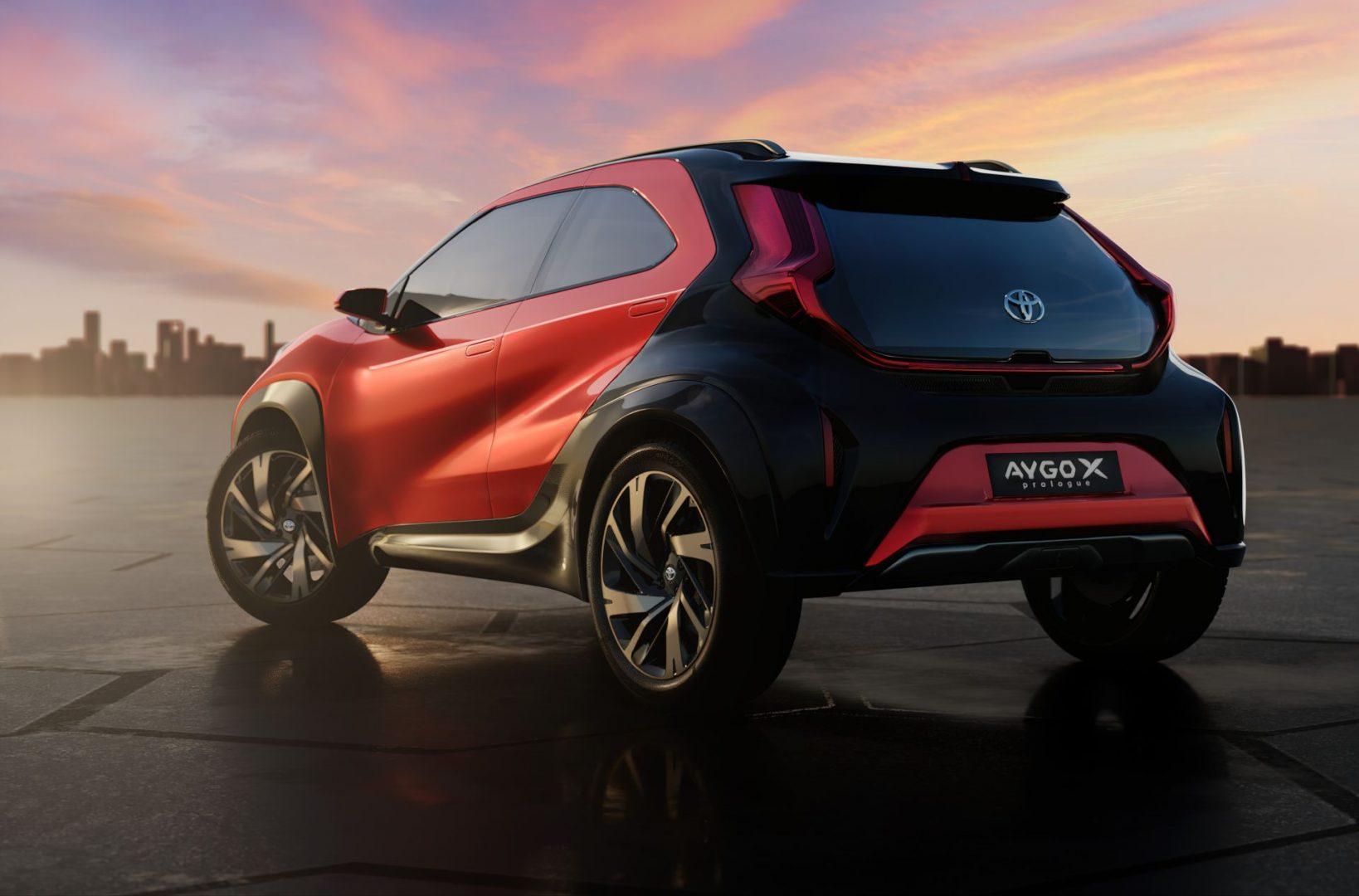 Toyota Aygo X prologue koncept najavljuje novu generaciju gradskog modela