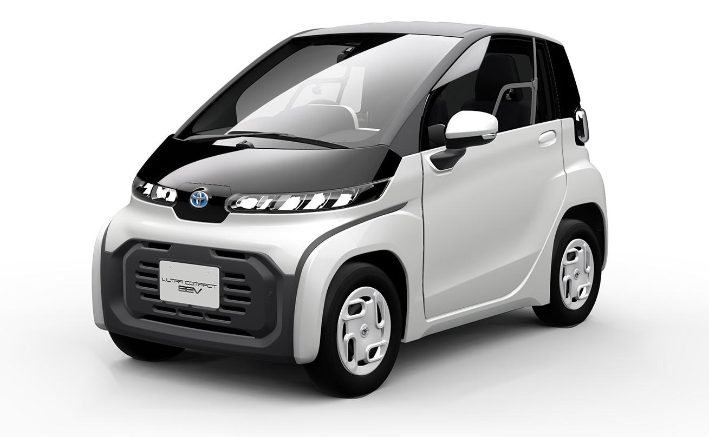 Tokyo 2019: Toyota BEV