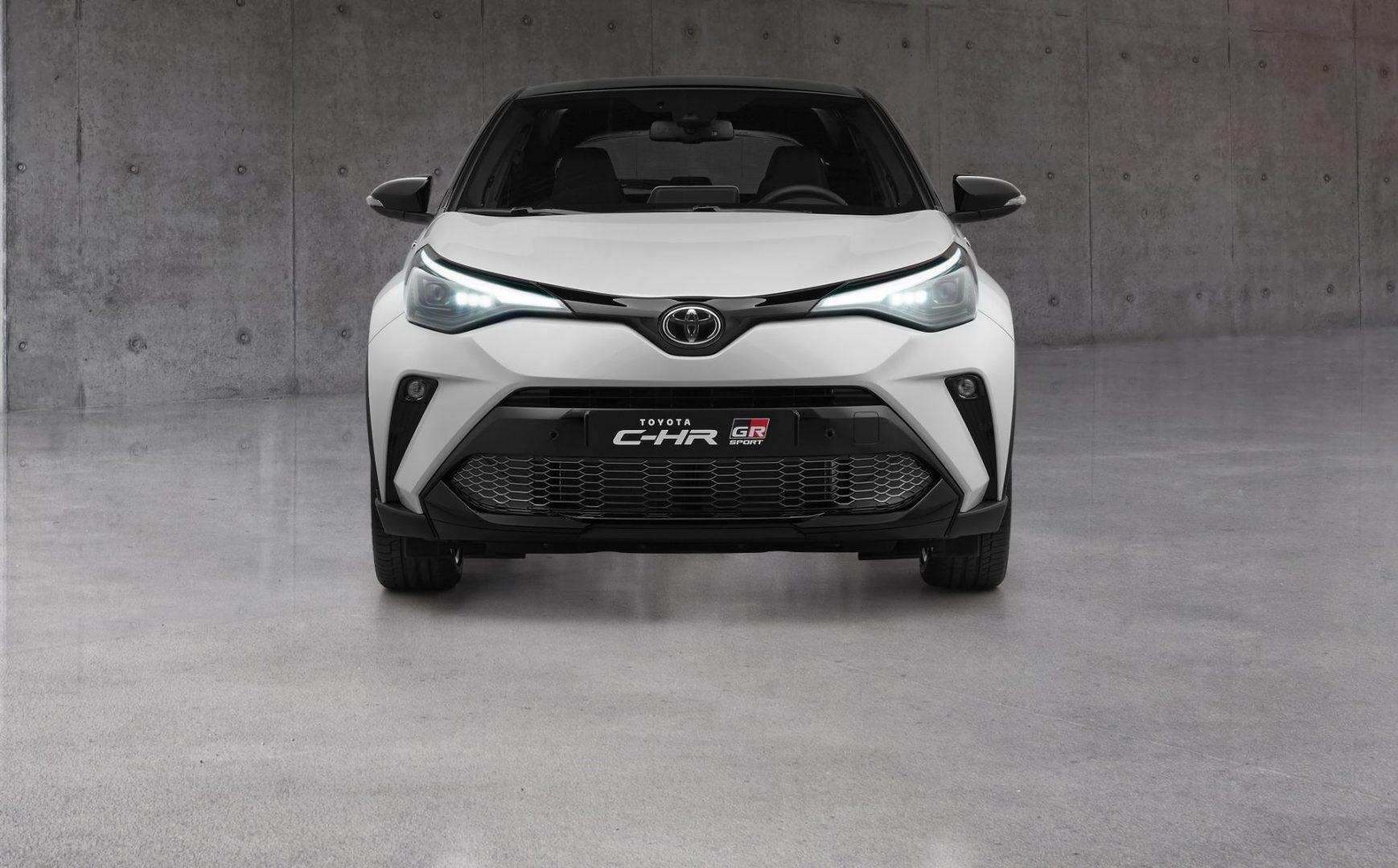 I Toyota C-HR dobiva opremu GR Sport, a promjena ima i kod C-HIC paketa opreme