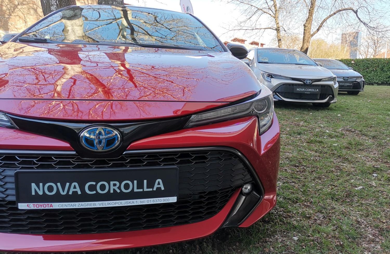 Stigla je 12. generacija Toyote Corolle u tri izvedbe