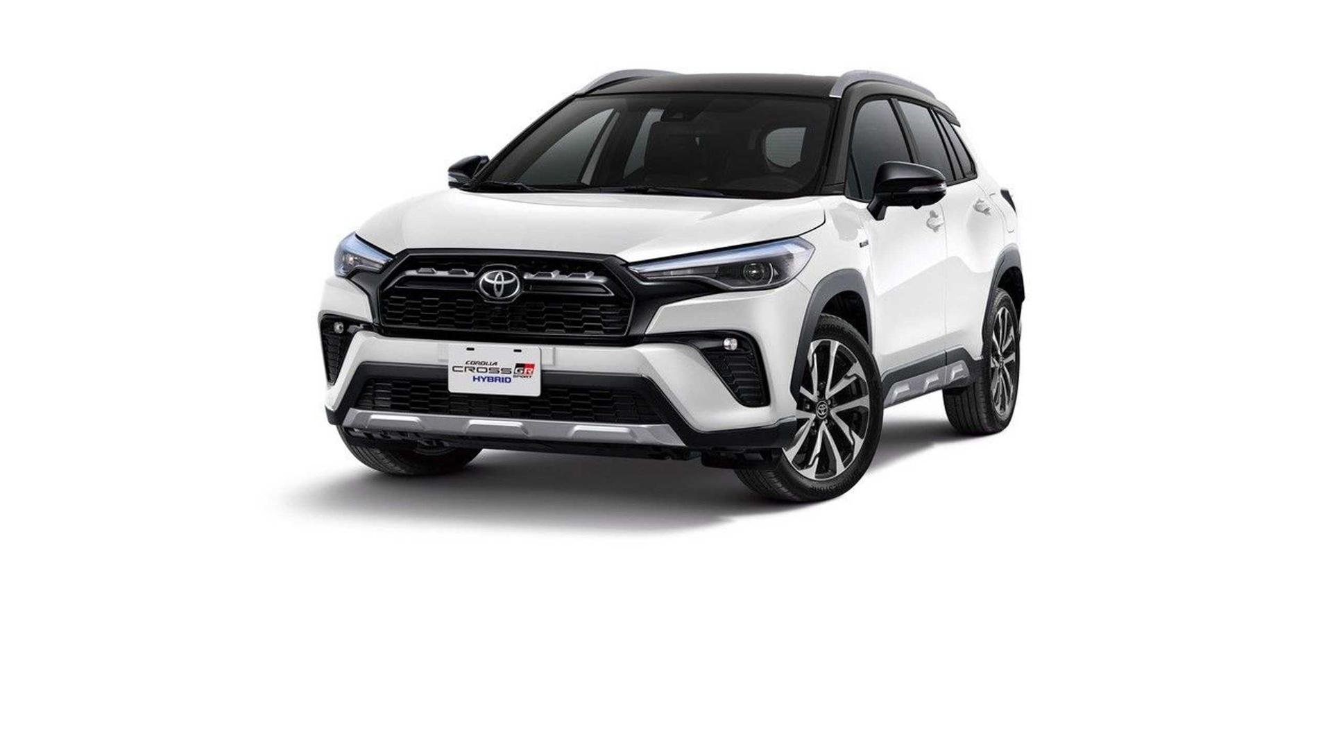 I najnoviji kompaktni SUV Toyota Corolla Cross dobiva GR Sport izvedbu