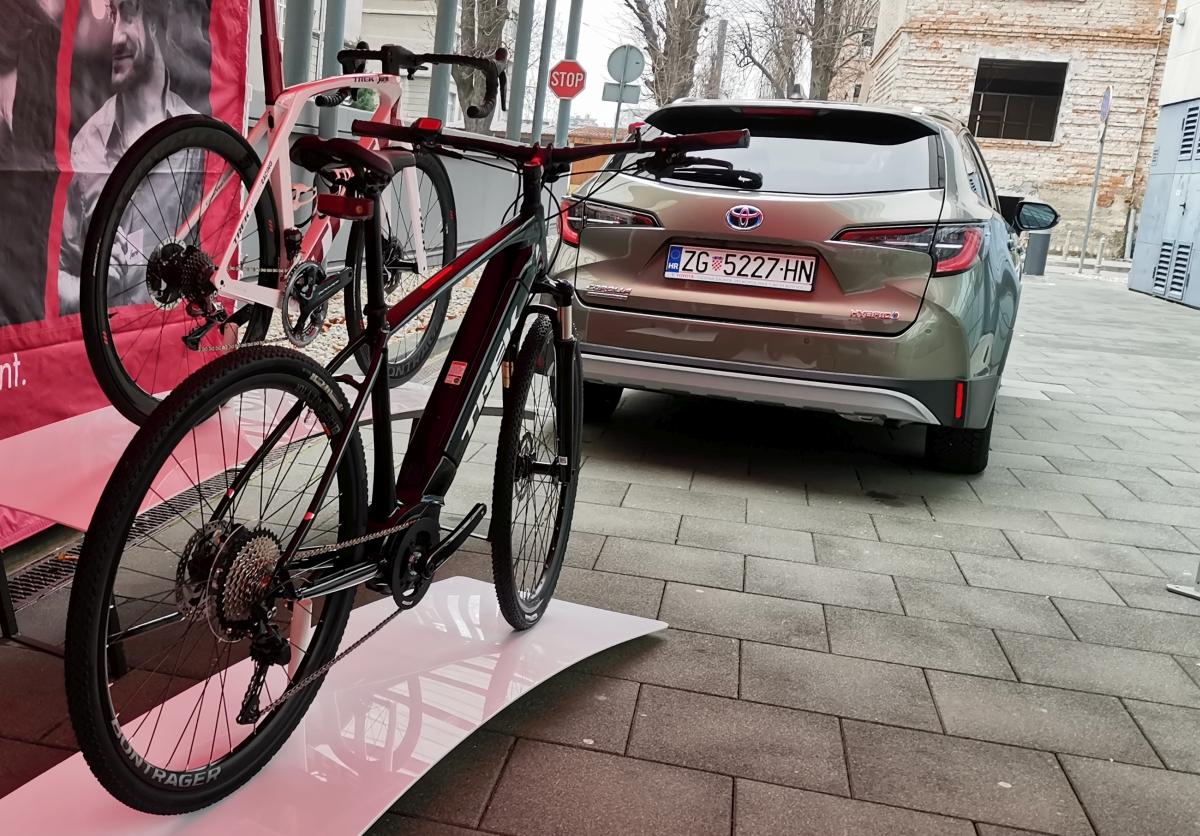 U Zagrebu predstavljena nova Toyota Corolla Trek