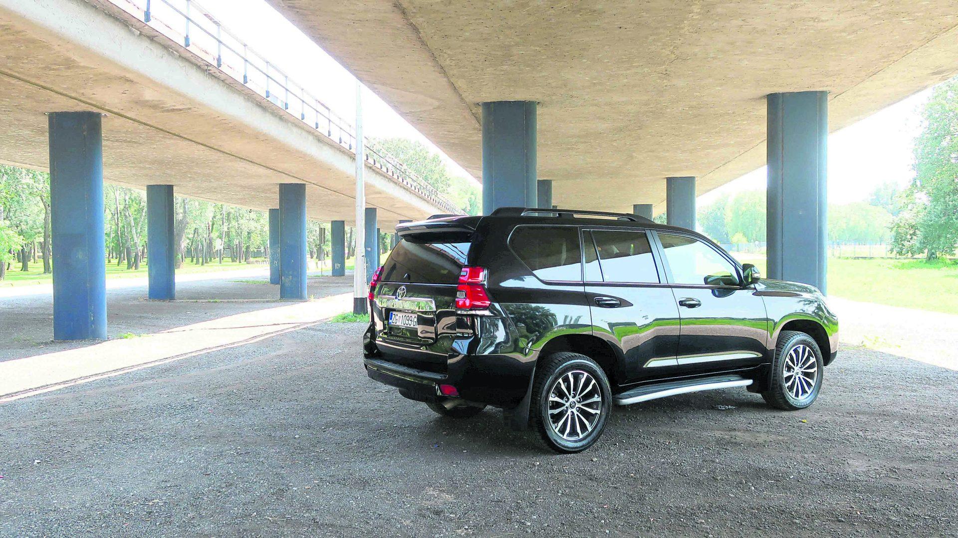 TEST Toyota Land Cruiser 2.8 D-4D 177 Premium