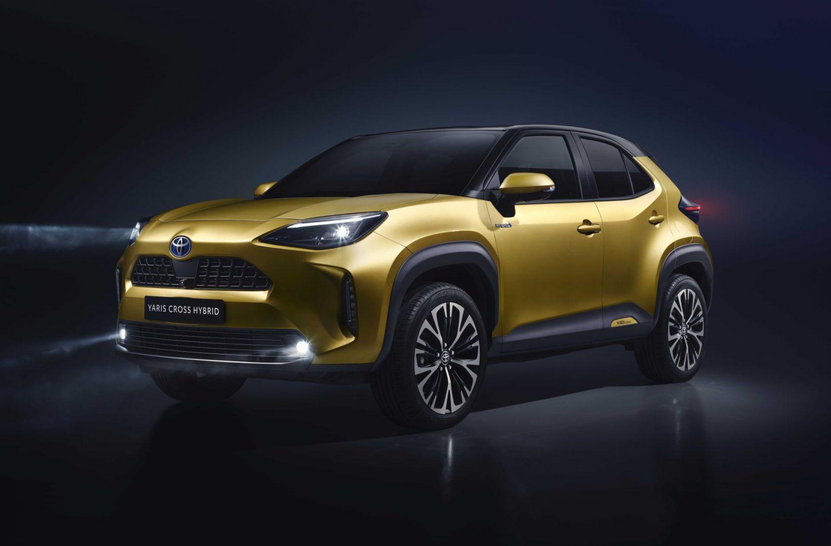 Nova Toyota Yaris Cross s hibridnim motorom i AWD-i pogonom na sve kotače
