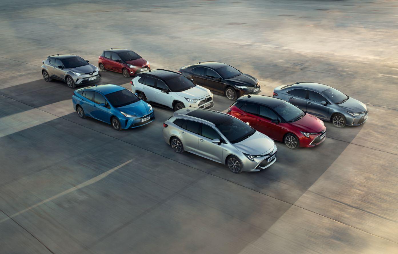Toyota je u 25 godina uspjela prodati preko 15 milijuna hibridnih vozila