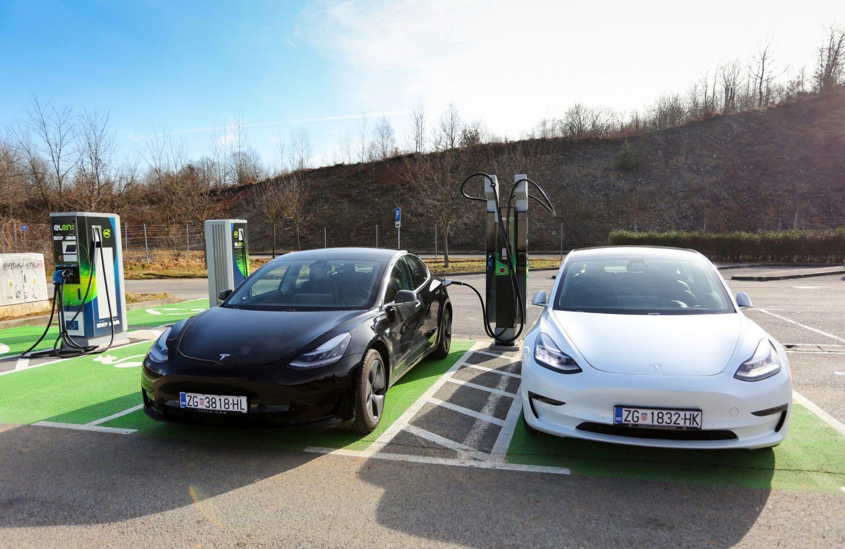 HEP je pustio u rad 175 kW ultra-brzu punionicu na odmorištu Vukova Gorica