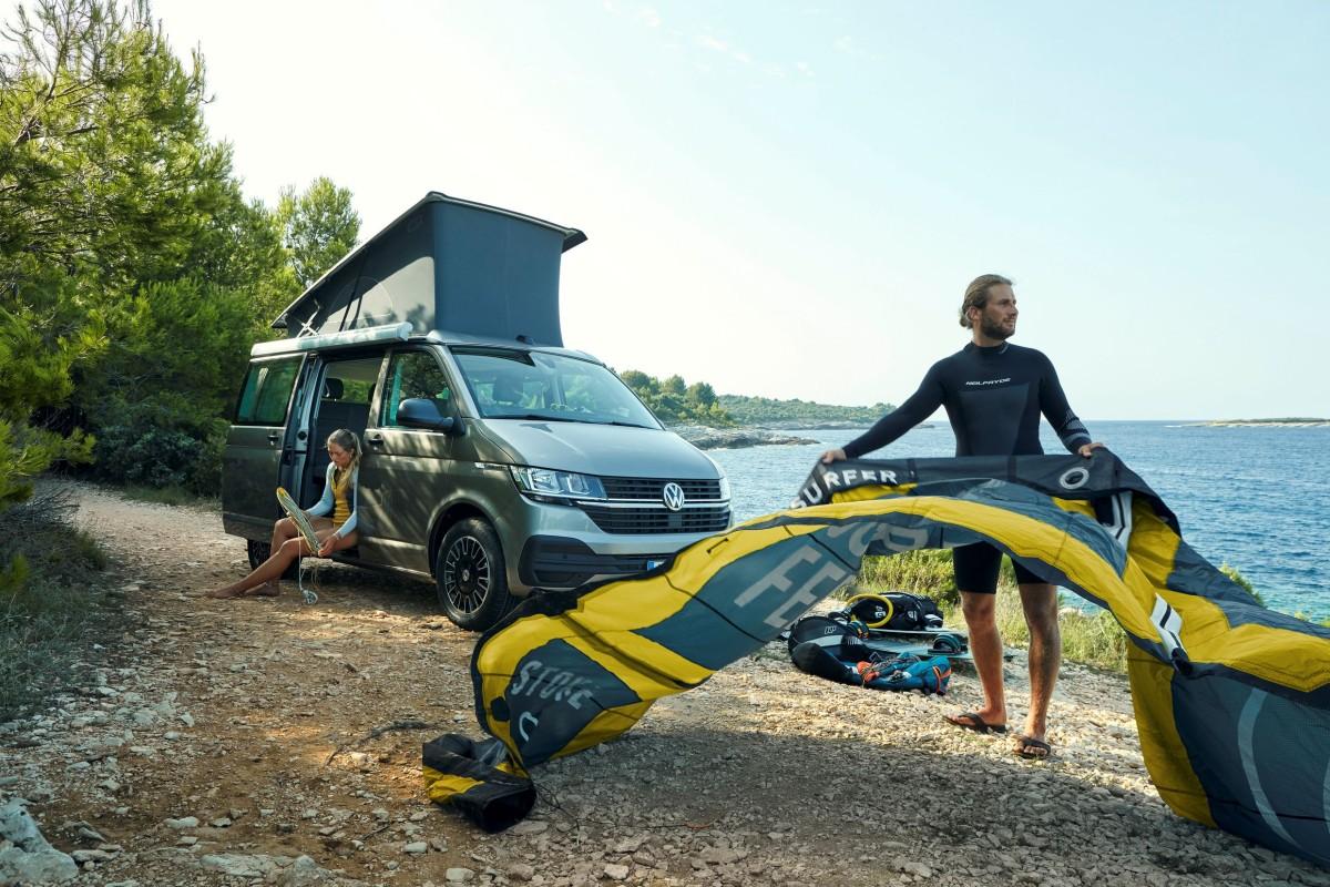 Caravan Salon 2019: svjetska premijera VW California 6.1 s novom mini kuhinjom