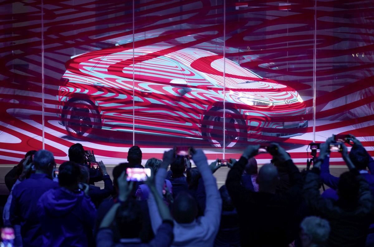 Svjetska premijera u Frankfurtu: novi Volkswagen model